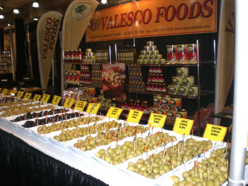 The 2016 Summer Fancy Food Show was the largest in exhibit space since it  was established in 1954. More than 2,670 exhibitors filled the halls of  Jacob K. ...