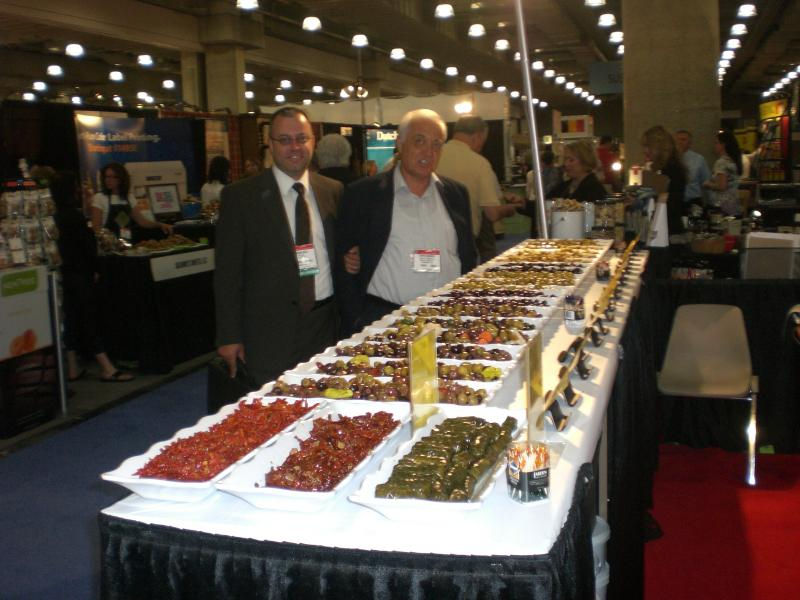 VALESCO FOODS FANCY FOOD SHOW NEW YORK 2009